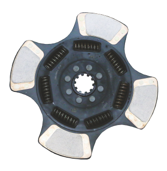 15.5 – 7 SPRING 4 PAD DRIVEN PLATE ASSLY
